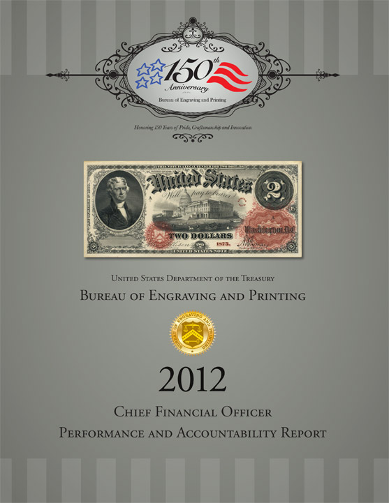 2012 CFO Report Cover