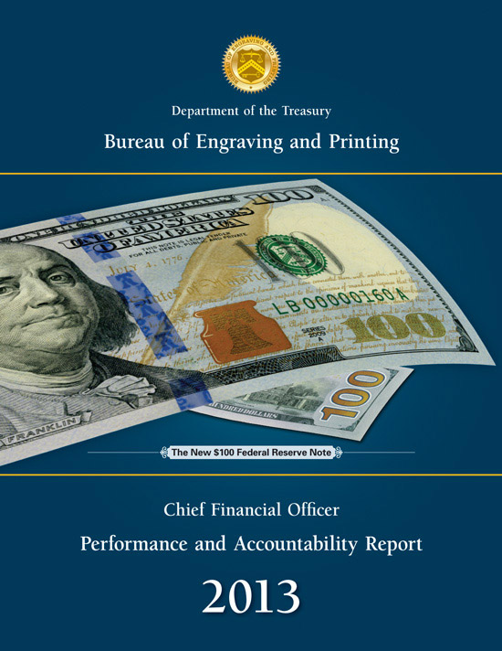 2013 CFO Report Cover